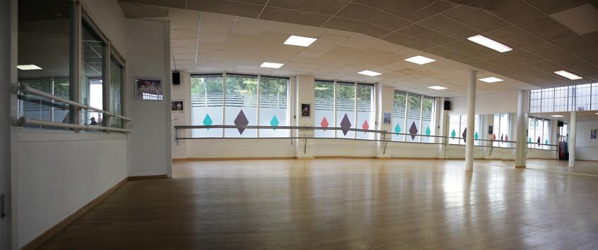Panorama salle 1